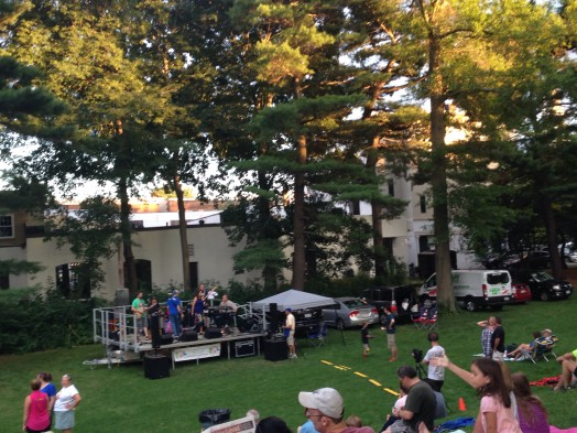 DeadBeat wellesley summer concert