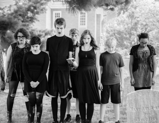 addams family wellesley theatre project