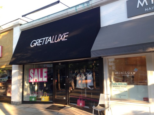 Gretta Luxe Wellesley Square