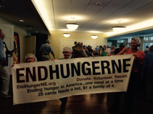 End Hunger New England, Wellesley event