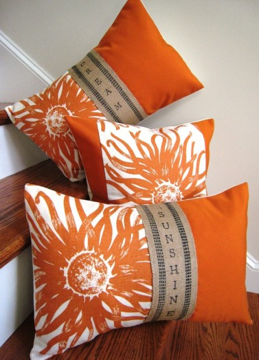 Can't Resist Pillows: Sheri Levine combines her passion for fabrics and her love of up-cycling to create exquisite decorative pillows. With 30 years in the drapery business, her knowledge of fabrics makes for some lovely toss pillows.