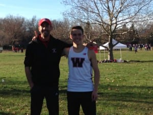Thomas D'Anieri cross country wellesley miaa all state meet westfield