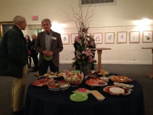 The Highgrove Florilegium Exhibition, Mass Hort, Wellesley