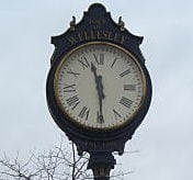 wellesley clock