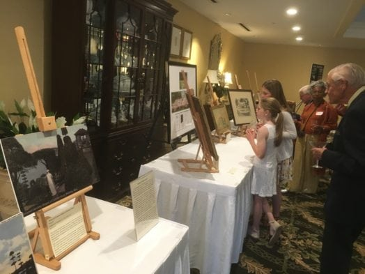 Wellesley Historical Society honors Hunnewells at Spring Gala 2016
