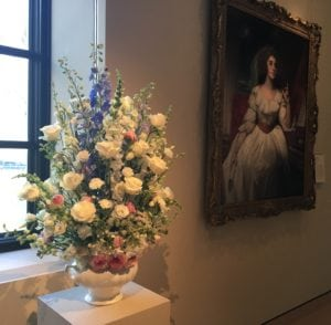 Art in Bloom, Hills Garden Club of Wellesley