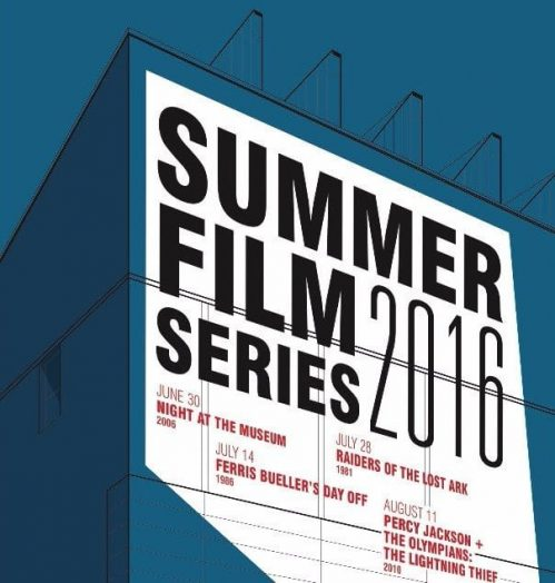 Davis Museum Summer Film Series