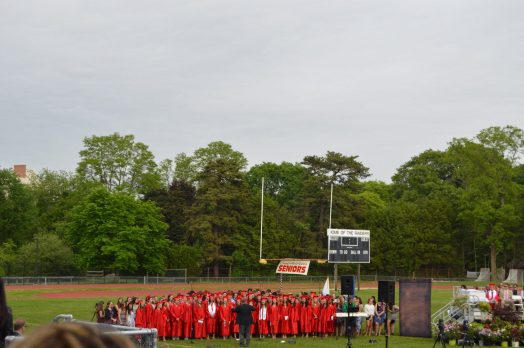 Class of 2016 wellesley high
