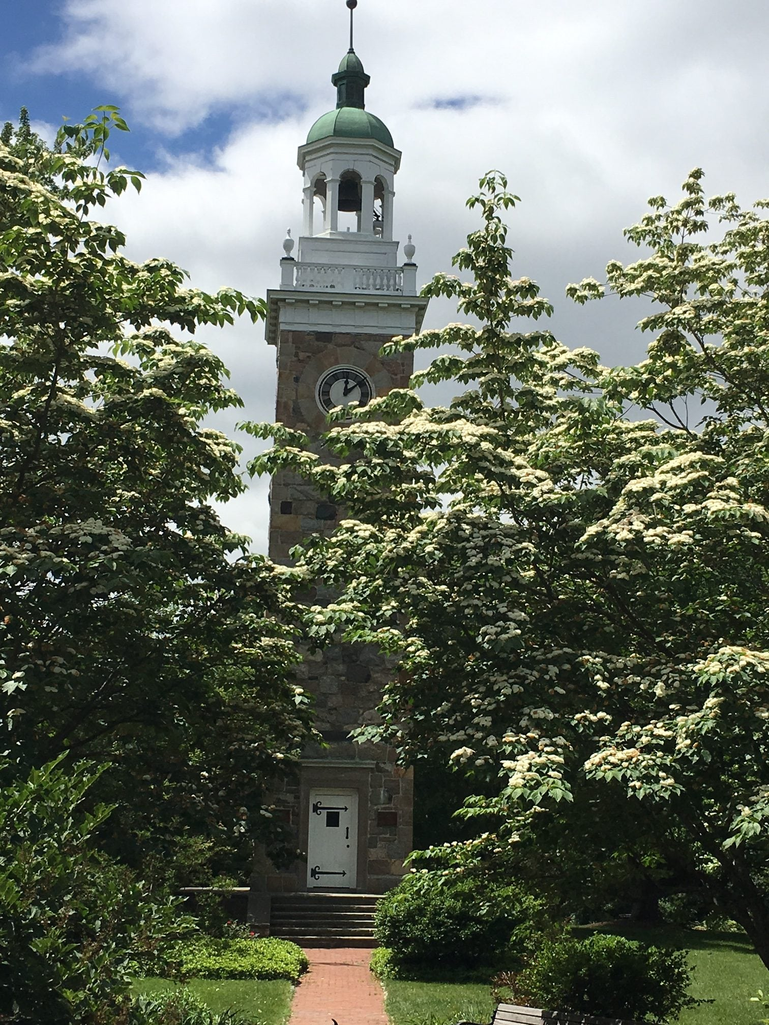 Clock Tower, Wellesley