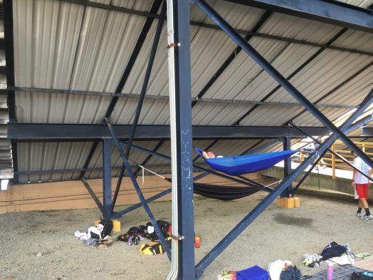 d'anieri hammock at nationals
