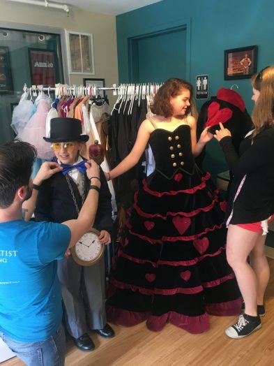 Alice in Wonderland Jr, Wellesley Theatre Project