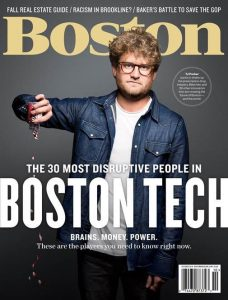 boston magazine october cover