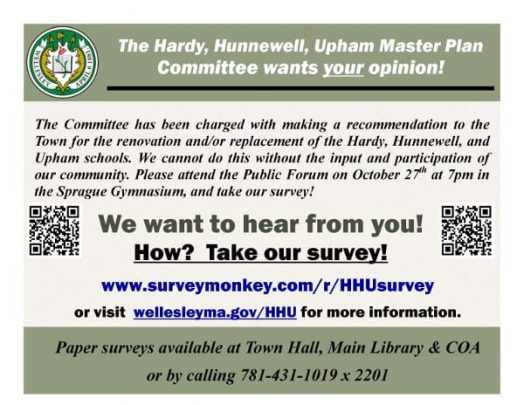 HHU wellesley survey