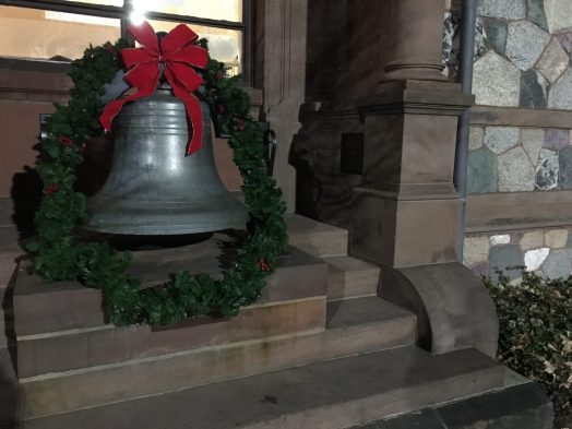 holiday bell town hall