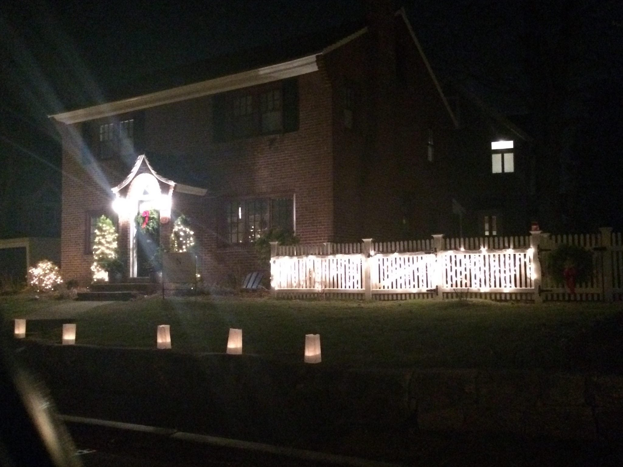 Wellesley Hills Junior Women's Club, Luminary Night, 2016