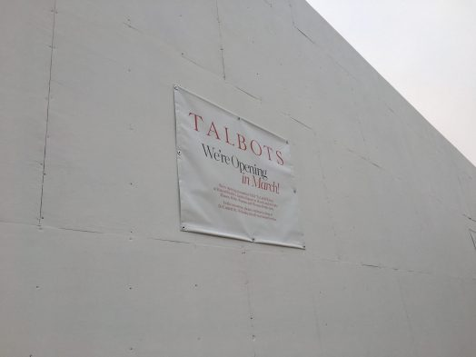 Talbots January Linden Square