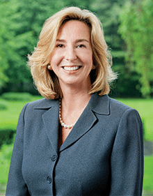 Kerry Healey Babson president