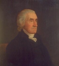 Robert Treat Paine Portrait