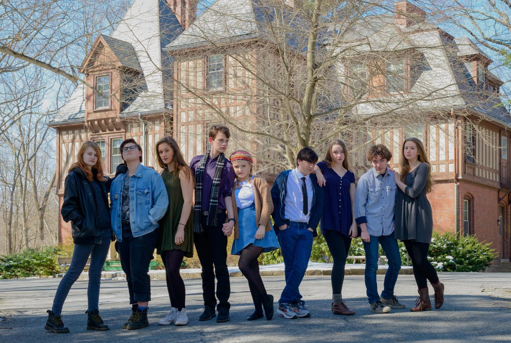 Wellesley Theater Project, Spring Awakening