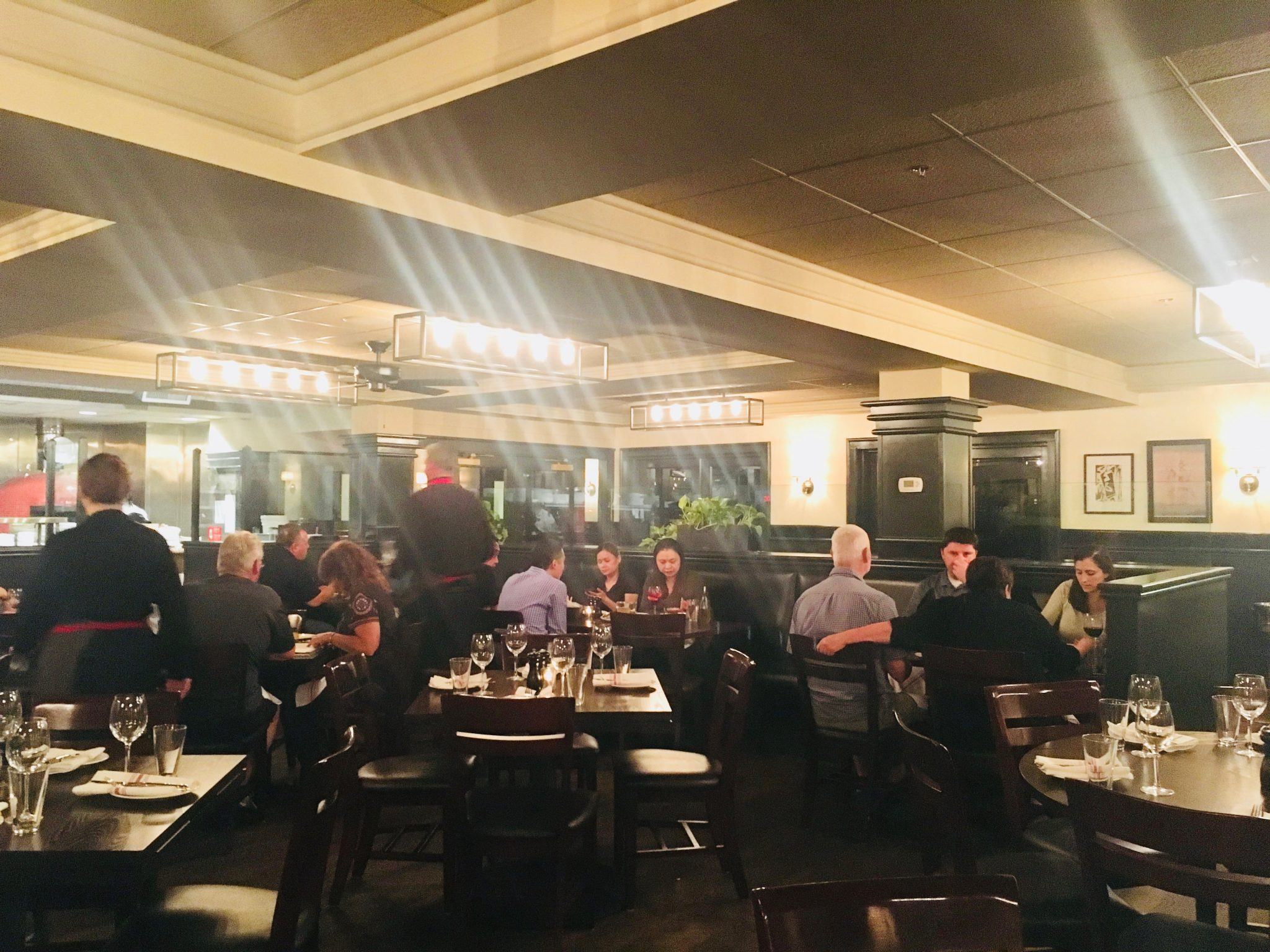 Wellesley Restaurant Visit Newly Re Opened Papa Razzi The