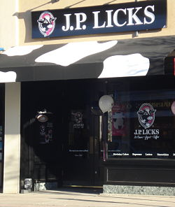 J.P. Licks Wellesley Square