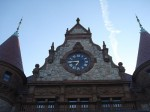 Wellesley Town Hall clock