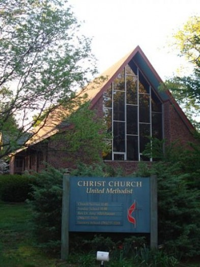 Christ Church, United Methodist, Wellesley MA
