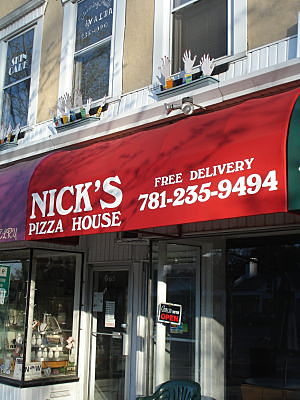 Nick's Pizza House