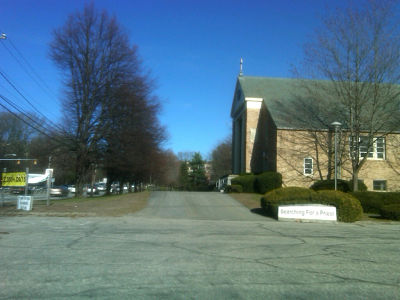 St James The Great Church Wellesley 2012