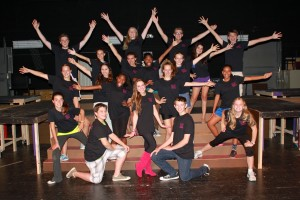 Legally Blonde Cast Photo