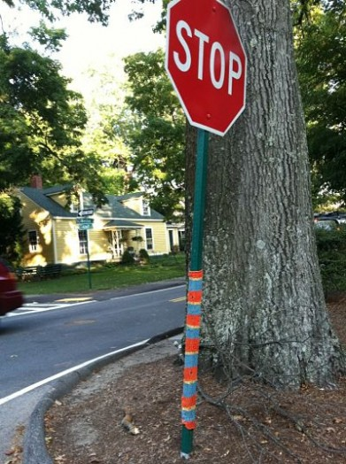 knit graffiti wellesley college