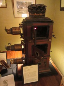 Magic Lantern Wellesley Historical Society