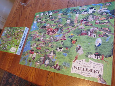 Wellesley puzzle