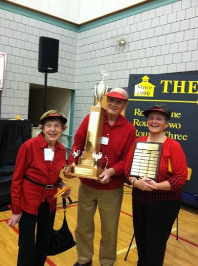 Council On Aging Spellbinders, Wellesley Spelling Bee Champs 2012