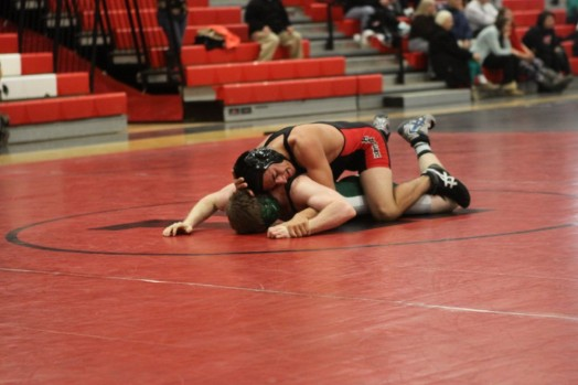 Wellesley High wrestling