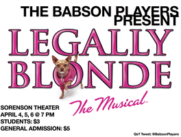 Legally Blonde Babson