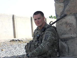 Jake Murphy, Army Capt. Wellesley
