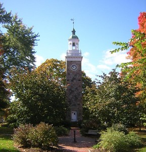 Sprague Clock Tower