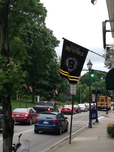 Bruins wellesley square june 2013