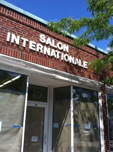 Salon Internationale remodeling