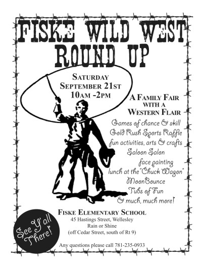Fiske Wild West Round Up