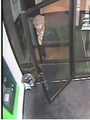 td bank robbery suspect