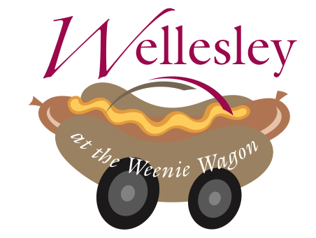 Wellesley at the Weenie Wagon logo