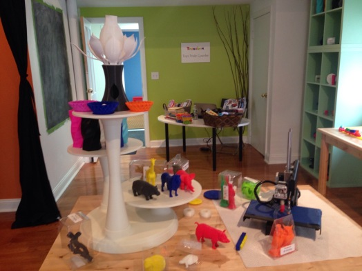 Toys in Box 3D printing