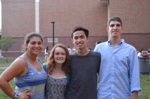 Class of 2016 Officers