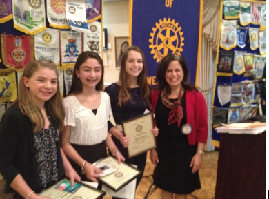 rotary writing contest winners 2014