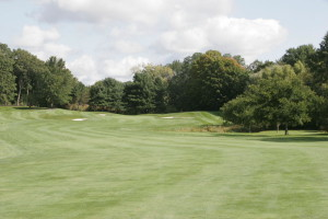 Wellesley Country Club, hole 13