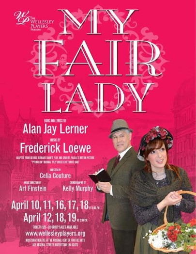 Wellesley Players My Fair Lady