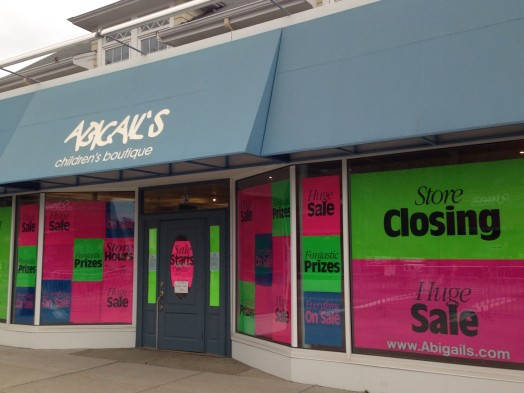 abigail's wellesley square closing in april 2015