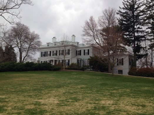 wellesley college presidents house